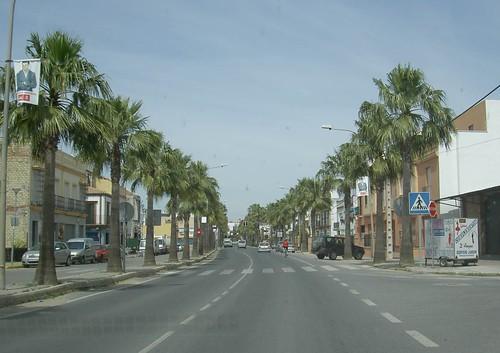 Carmona city