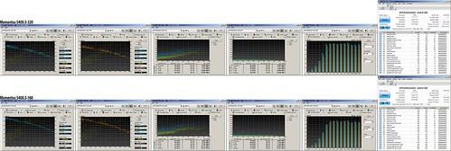 Momentus 5400.5: HD Tune Pro, CrystalDiskInfo