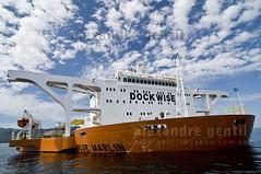 Ship Off Loaded (Alex Gentil) Tags: industry brasil ship br rj machine m transportation angradosreis navio transporte máquina plataforma ind dockwise indústria plataform mquina indstria