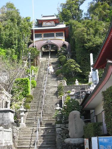 Day04 - 01 - 津照寺 (Temple 25)