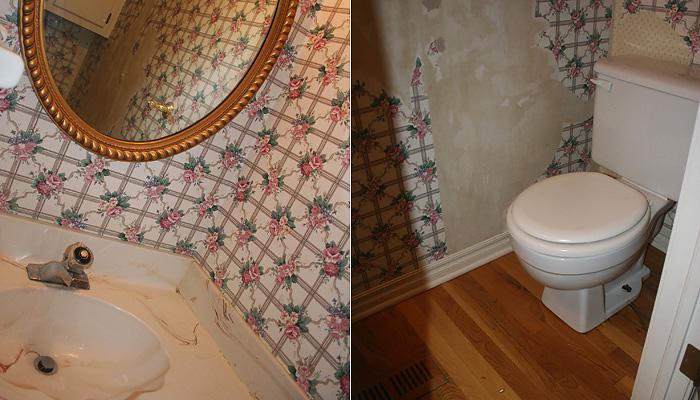 bathroom before pics