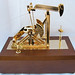 johnson oil derrick music box