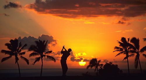 MakahaGC Sunset