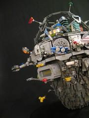 Solaris 8 (onosendai2600) Tags: space dome homeworld smack overall microspace triceraton