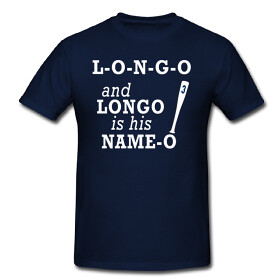 LONGO! New T-Shirt In The Rays Index Store