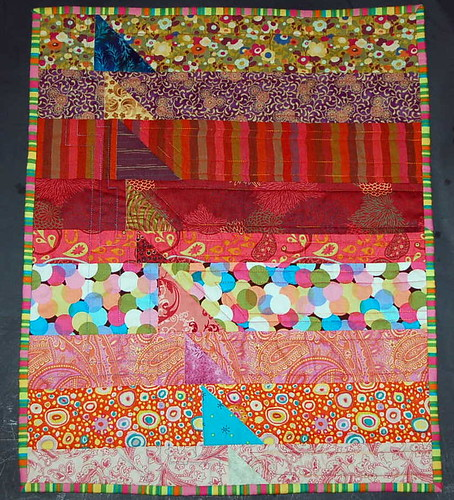 Doll Quilt Swap 6 from Maggistitches!