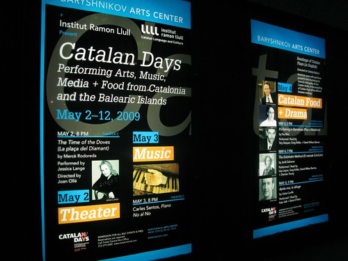 Catalan Days at BAC