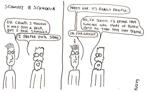 366 Cartoons - 092 - Schmuzzy and Schmerica
