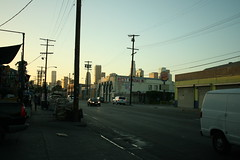 Olympic & Central ave. (JoeBot Flix) Tags: street city bridge urban st river graffiti tokyo la los downtown little angeles south central broadway basin ups ave scum olympic graff avenue 9th bombs tagging blvd throw 6th homless tko buket alemeda buelevard