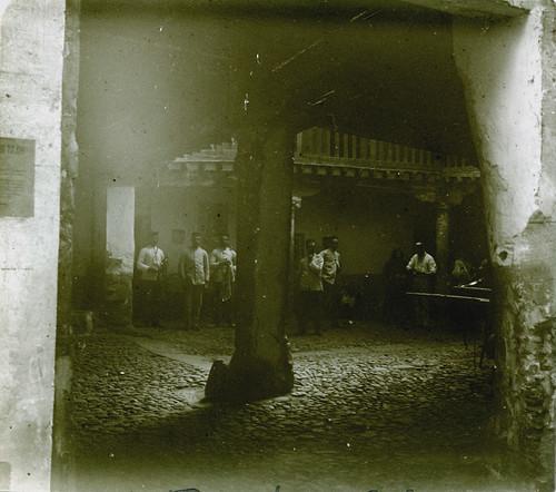 Posada de la Sangre (Toledo) en 1913
