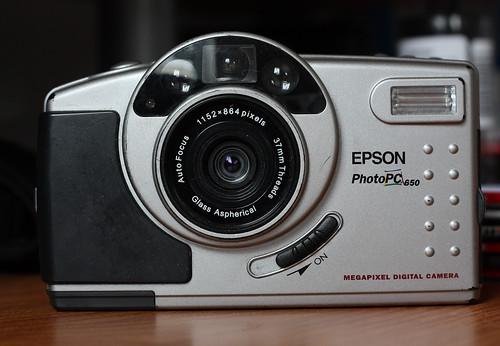 Epson Camera
