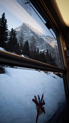 Door Train Home (robby cyron) Tags: germany zugspitze