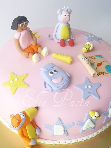 Dora Cake 2