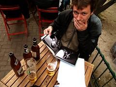 May Jacek (szalina) Tags: beer poland jacek warsaw warszawa stout piwo wiat nowy may weitzen ciechan