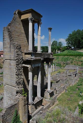 Teatro Romano: Roman amphitheatre in Volterra