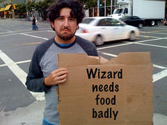 Wizard (benjibot) Tags: work gruber wizard gauntlet