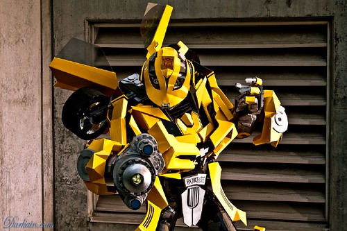 Disfraz de Bumblebee