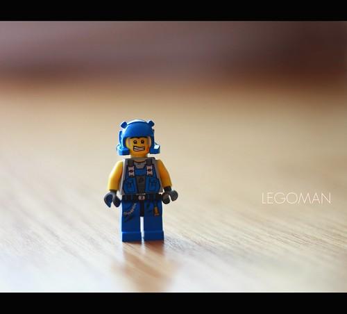 LEGOMAN Series