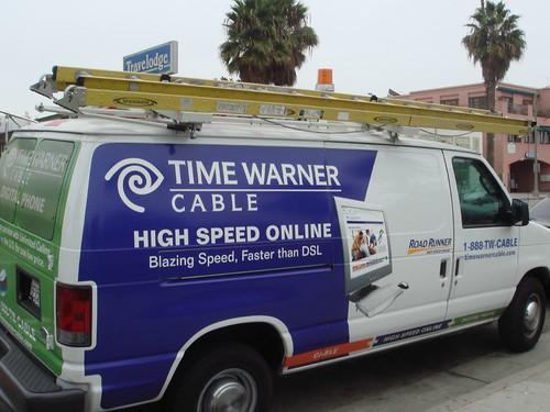 ケーブルテレビ 工事