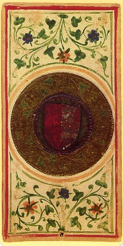 015- As ce Oros- Tarot Visconti-Sforza