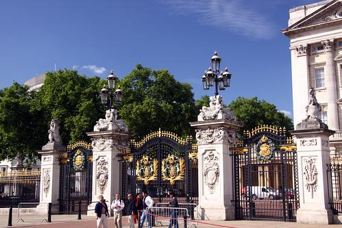 Buckingham Palace - Palácio de Buckingham IV por m.cavalcanti.