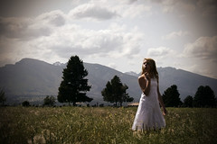 (kelsnbels!) Tags: graveyard montana dandelion flowerchild madi virginsuicides wishingflower