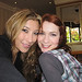 Felicia Day with Friend