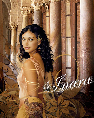 Lake Eola Fireworks · Inara (Morena Baccarin) from Firefly / Serenity