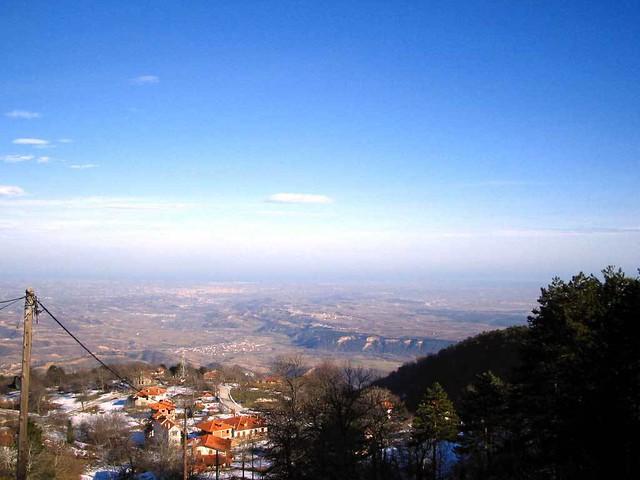 Κεντρική Μακεδονία - Πιερία Ανω Μηλιά