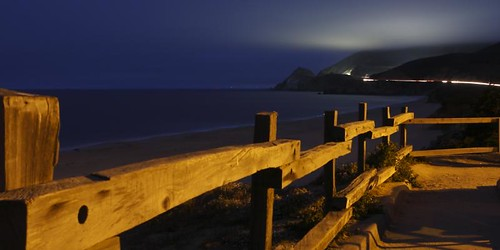 Montara State Beach, California