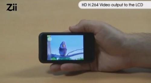 Creative Zii: Sumanusis Android media grotuvas
