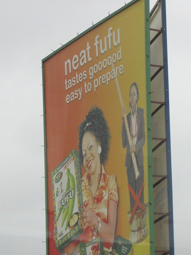Neat Fufu