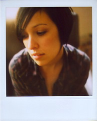 The Weekend Begins Early with: Marcy! (Lou O' Bedlam) Tags: polaroid losangeles photoshoot marcy polaroid680 2208 louobedlam lounoble louobedlamcom