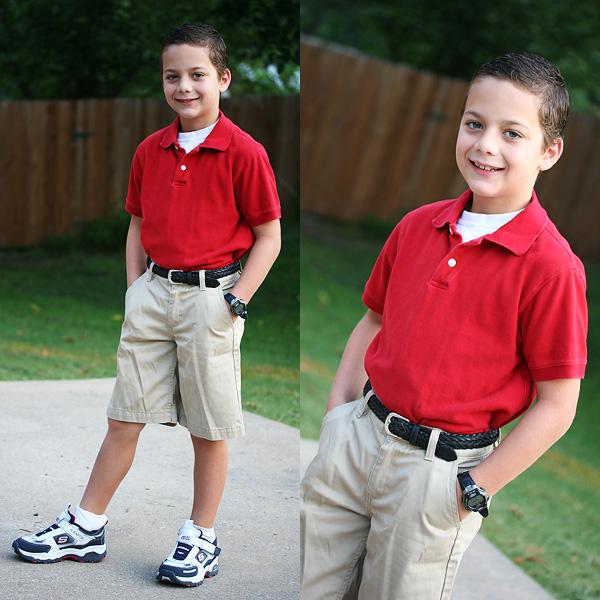 caleb, age 8