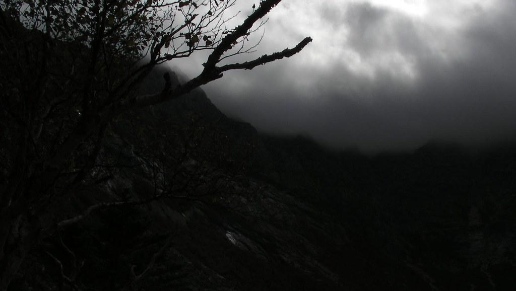 Ice Climbing on Frankenstein Cliffs
