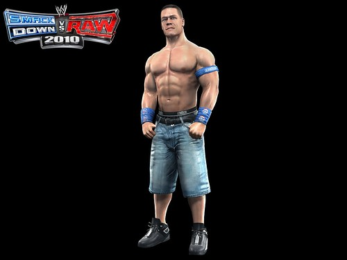 wwe smackdown vs raw 2010. WWE Smackdown vs Raw 2010