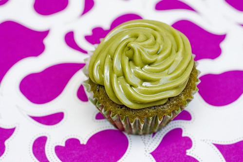 Mini Matcha Cupcake 3