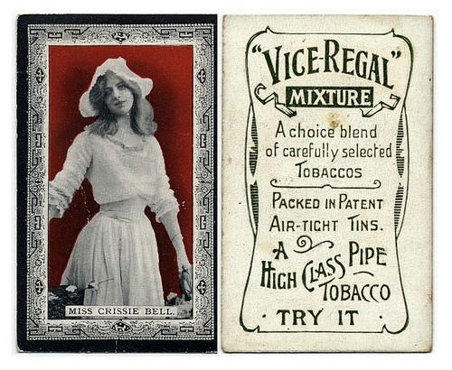 004-Miss Crissie Bell. ca. 1901-1917