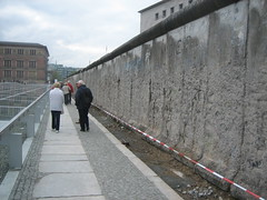 Remaining Berlin Wall