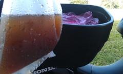 Air teh di Motor