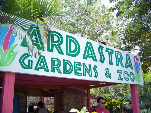 Ardastra Gardens & Zoo.