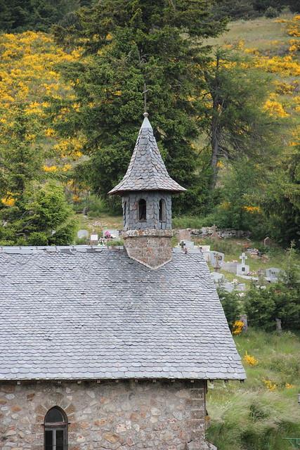 l'Espérou's church