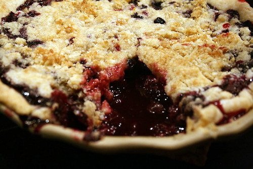 photo 9- blueberry pie