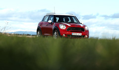 Mini Countryman Cooper SD (vista lejana)