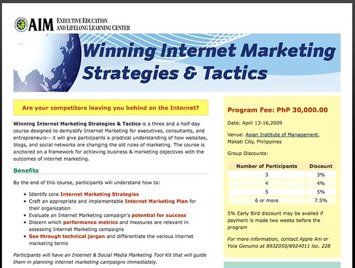 WinningInternetMarketingStrategiesandTactics