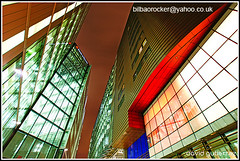 London Architecture at Night Color... (david gutierrez [ www.davidgutierrez.co.uk ]) Tags: city uk greatbritain travel england urban building london colors architecture night buildings dark spectacular geotagged photography photo office interestingness arquitectura cityscape darkness angle image unitedkingdom britain dusk sony centre perspective cities cityscapes center structure architectural explore nighttime 350 londres architektur nights sensational metropolis alpha londra impressive futuristic dt nightfall municipality edifice cites f4556 1118mm sonyalpha sonydslra350 sony1118mm sonyalphadslr350 sonyalphadt1118mmf4556lens sonyalphadt1118mmf4556 sony350dslra350