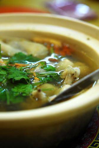 Herbal Frog leg soup - DSC_3836