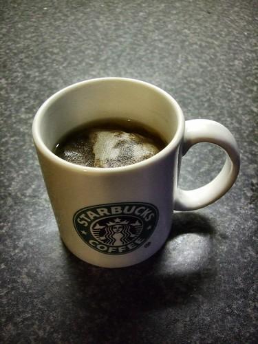 Coffee Bag Brewing