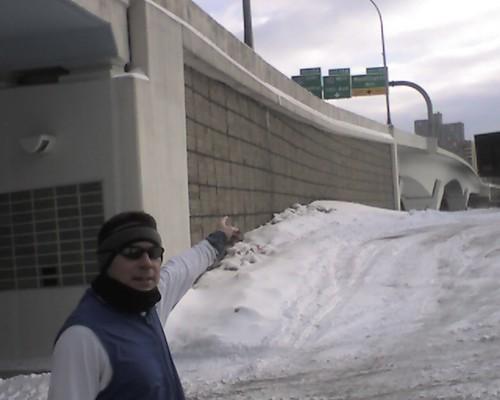 The Freets and the 35W Bridge on U of MN Run