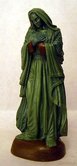 54mm Virgin Mary Statue (james_vanschaik) Tags: holymother virginmarystatue religouspewtergiftware jamesvanschaikvirginmarystatuereligouspewtergiftwareholymotherjamesvanschaik